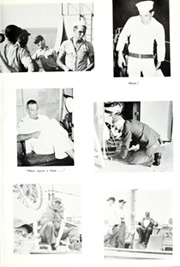 Page 13, 1964 Edition, Fort Marion (LSD 22) - Naval Cruise Book online yearbook collection