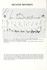 Page 14, 1964 Edition, Fort Marion (LSD 22) - Naval Cruise Book online yearbook collection