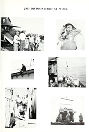 Page 15, 1964 Edition, Fort Marion (LSD 22) - Naval Cruise Book online yearbook collection