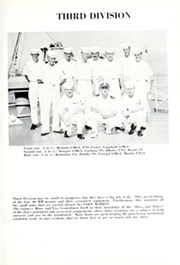 Page 17, 1964 Edition, Fort Marion (LSD 22) - Naval Cruise Book online yearbook collection