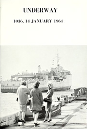 Page 5, 1964 Edition, Fort Marion (LSD 22) - Naval Cruise Book online yearbook collection