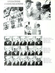 Page 54, 1988 Edition, Fort McHenry (LSD 43) - Naval Cruise Book online yearbook collection