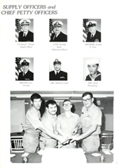 Page 59, 1988 Edition, Fort McHenry (LSD 43) - Naval Cruise Book online yearbook collection