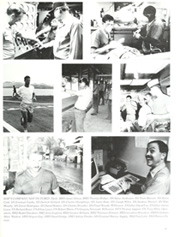 Page 63, 1988 Edition, Fort McHenry (LSD 43) - Naval Cruise Book online yearbook collection