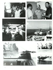 Page 74, 1988 Edition, Fort McHenry (LSD 43) - Naval Cruise Book online yearbook collection