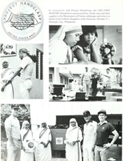 Fort McHenry (LSD 43) - Naval Cruise Book online yearbook collection, 1988 Edition, Page 76
