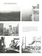 Page 81, 1988 Edition, Fort McHenry (LSD 43) - Naval Cruise Book online yearbook collection