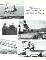 Page 82, 1988 Edition, Fort McHenry (LSD 43) - Naval Cruise Book online yearbook collection