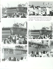Page 84, 1988 Edition, Fort McHenry (LSD 43) - Naval Cruise Book online yearbook collection
