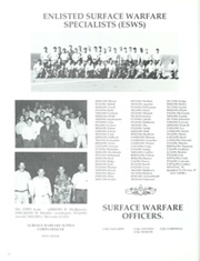 Page 16, 1994 Edition, Fort McHenry (LSD 43) - Naval Cruise Book online yearbook collection