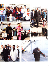 Fort McHenry (LSD 43) - Naval Cruise Book online yearbook collection, 1994 Edition, Page 99