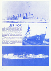 Page 6, 1982 Edition, Fox (CG 33) - Naval Cruise Book online yearbook collection