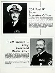 Page 9, 1982 Edition, Fox (CG 33) - Naval Cruise Book online yearbook collection
