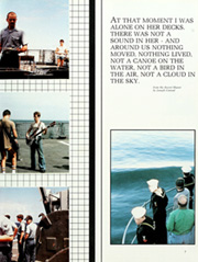 Page 11, 1985 Edition, Fox (CG 33) - Naval Cruise Book online yearbook collection