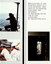 Page 9, 1985 Edition, Fox (CG 33) - Naval Cruise Book online yearbook collection