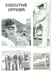 Page 10, 1987 Edition, Francis Hammond (FF 1067) - Naval Cruise Book online yearbook collection