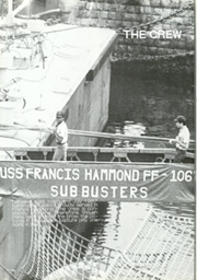 Page 12, 1987 Edition, Francis Hammond (FF 1067) - Naval Cruise Book online yearbook collection