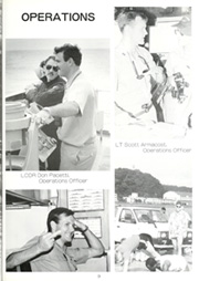Page 13, 1987 Edition, Francis Hammond (FF 1067) - Naval Cruise Book online yearbook collection