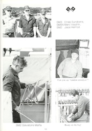 Page 15, 1987 Edition, Francis Hammond (FF 1067) - Naval Cruise Book online yearbook collection