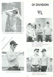Page 16, 1987 Edition, Francis Hammond (FF 1067) - Naval Cruise Book online yearbook collection