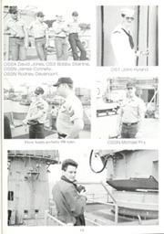 Page 17, 1987 Edition, Francis Hammond (FF 1067) - Naval Cruise Book online yearbook collection