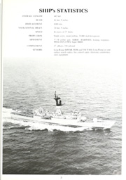 Page 7, 1987 Edition, Francis Hammond (FF 1067) - Naval Cruise Book online yearbook collection