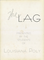 Page 6, 1935 Edition, Louisiana Polytechnic Institute - Lagniappe Yearbook (Ruston, LA) online yearbook collection