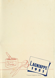 Page 5, 1951 Edition, Louisiana Polytechnic Institute - Lagniappe Yearbook (Ruston, LA) online yearbook collection