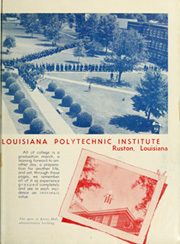 Page 7, 1951 Edition, Louisiana Polytechnic Institute - Lagniappe Yearbook (Ruston, LA) online yearbook collection