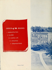 Page 8, 1951 Edition, Louisiana Polytechnic Institute - Lagniappe Yearbook (Ruston, LA) online yearbook collection