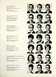 Page 73, 1969 Edition, Louisiana Polytechnic Institute - Lagniappe Yearbook (Ruston, LA) online yearbook collection