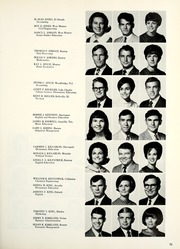 Page 77, 1969 Edition, Louisiana Polytechnic Institute - Lagniappe Yearbook (Ruston, LA) online yearbook collection