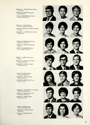 Page 85, 1969 Edition, Louisiana Polytechnic Institute - Lagniappe Yearbook (Ruston, LA) online yearbook collection