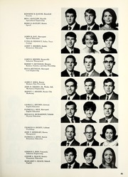 Page 89, 1969 Edition, Louisiana Polytechnic Institute - Lagniappe Yearbook (Ruston, LA) online yearbook collection