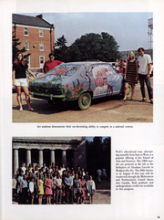 Page 17, 1970 Edition, Louisiana Polytechnic Institute - Lagniappe Yearbook (Ruston, LA) online yearbook collection