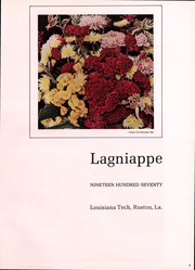 Page 3, 1970 Edition, Louisiana Polytechnic Institute - Lagniappe Yearbook (Ruston, LA) online yearbook collection