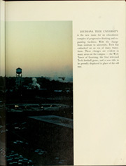 Page 7, 1971 Edition, Louisiana Polytechnic Institute - Lagniappe Yearbook (Ruston, LA) online yearbook collection