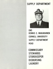 Page 34, 1966 Edition, Frank Evans (DD 754) - Naval Cruise Book online yearbook collection