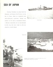 Frank Evans (DD 754) - Naval Cruise Book online yearbook collection, 1966 Edition, Page 47