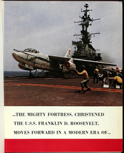 Page 7, 1968 Edition, Franklin D Roosevelt (CVA 42) - Naval Cruise Book online yearbook collection