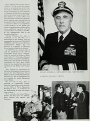 Page 14, 1975 Edition, Franklin D Roosevelt (CV 42) - Naval Cruise Book online yearbook collection