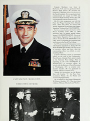 Page 9, 1975 Edition, Franklin D Roosevelt (CV 42) - Naval Cruise Book online yearbook collection