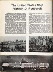 Page 12, 1977 Edition, Franklin D Roosevelt (CV 42) - Naval Cruise Book online yearbook collection