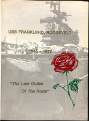 Page 5, 1977 Edition, Franklin D Roosevelt (CV 42) - Naval Cruise Book online yearbook collection