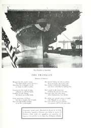 Page 15, 1946 Edition, Franklin (CV 13) - Naval Cruise Book online yearbook collection