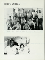 Frederick (LST 1184) - Naval Cruise Book online yearbook collection, 1983 Edition, Page 32