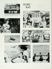 Frederick (LST 1184) - Naval Cruise Book online yearbook collection, 1983 Edition, Page 54