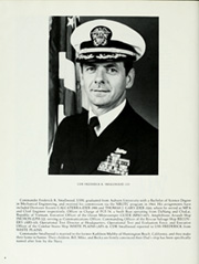 Page 8, 1983 Edition, Frederick (LST 1184) - Naval Cruise Book online yearbook collection