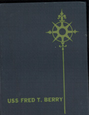 Page 1, 1957 Edition, Fred Berry (DDE 858) - Naval Cruise Book online yearbook collection