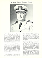 Page 10, 1957 Edition, Fred Berry (DDE 858) - Naval Cruise Book online yearbook collection